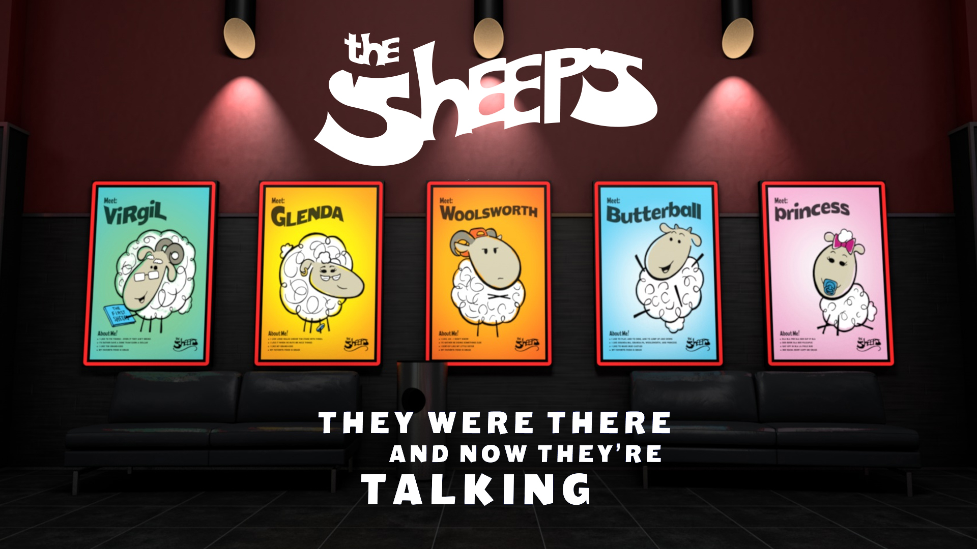 The Sheeps